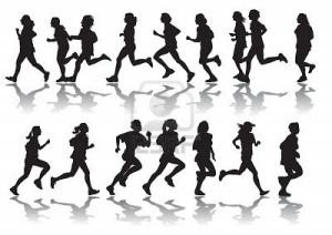 3526788-dessin-vectoriel-courir-un-marathon-le-sport-feminin